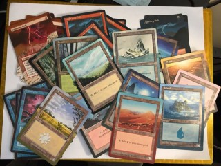 Magic the Gathering Alterations by Jaclyn