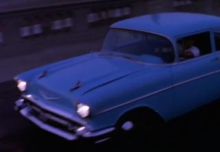 Michael's Baby Blue Chevrolet