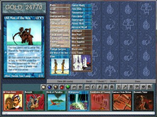 My Blue White Control Deck from Shandalar