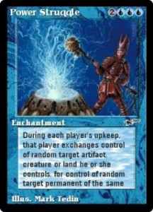 Power Struggle from The Astral Set