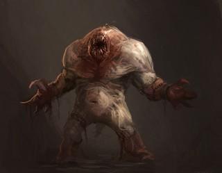 Quake Shambler by ABELOroz