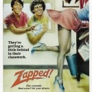 Zapped Promotional Movie Poster