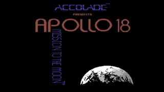 Accolade Presents Apollo 18: Mission to the Moon