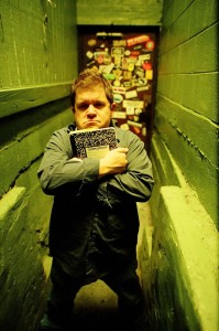 Comedian Actor and Author Patton Oswalt