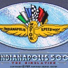 Indianapolis 500 - The Simulation 1989 Start Screen