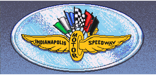 Indianapolis 500 The Simulation 1989