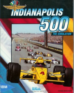 Indianapolis 500 The Simulation 1989 for IBM