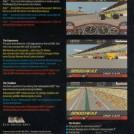 Indianapolis 500 - The Simulation Box Art Back