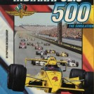 Indianapolis 500 - The Simulation Box Art Front