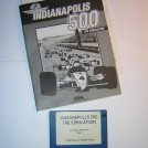 Indianapolis 500 - The Simulation Manual and Disc