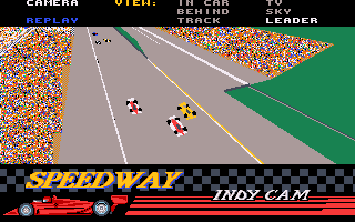 Indianapolis 500 The Simulation Replay