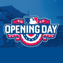 Major League Baseball Opening Day 2015