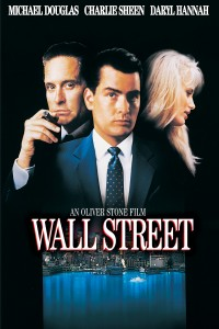 Official poster for Wall Street 1987