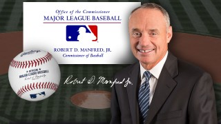 Robert Manfred Commissioner of Baseball