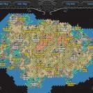 The World Map of Shandalar