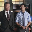 Agent Cabe Gallo and Walter
