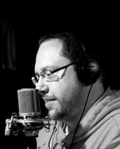 Jason on the mic