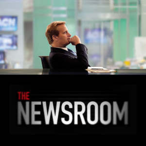 Jason ranks The Newsroom among his favorites