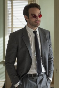 Matthew Murdock is Daredevil