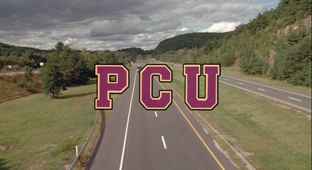PCU title screen