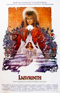 Sharing Labyrinth with the kids