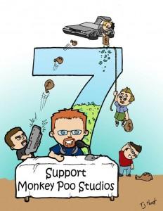 Support Monkey Poo Studios