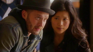 Toby and Happy part of Team Scorpion