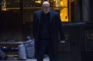 Wilson Fisk a.k.a. The Kingpin in Daredevil