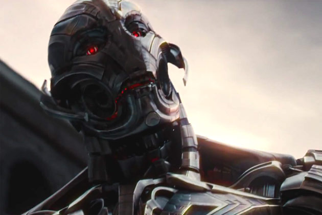 James Spader stars as Ultron in Avengers Age of Ultron