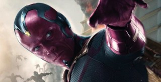 Vision from Avengers Age of Ultron