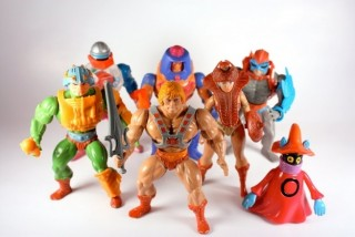 He-Man and the Masters of the Universe Toys