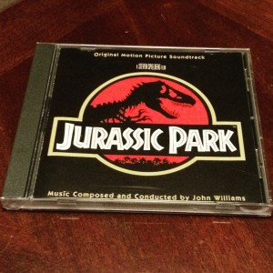 Jurassic Park Score is Superior to Jurassic World Score