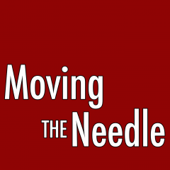 Moving the Needle Podcast Logo