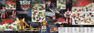 Transformers G1 Autobot Toy Ad