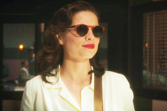 Agent Carter moves to Hollywood