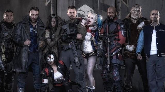 Suicide Squad Movie Cast