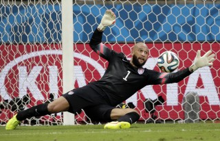 Tim Howard Secretary of Defense
