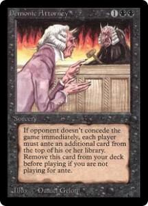 Beta Demonic Attorney