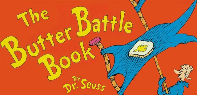 Ralph Bakshi Seuss Butter Battle Book Animated Television Special