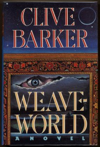 First Edition Hardcover Weaveworld Novel