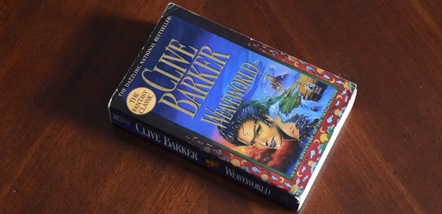 Weaveworld by Clive Barker is Classic Fantasy