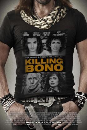 Killing Bono Official Movie Poster