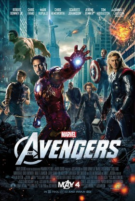 Marvels Avengers Official Movie Poster