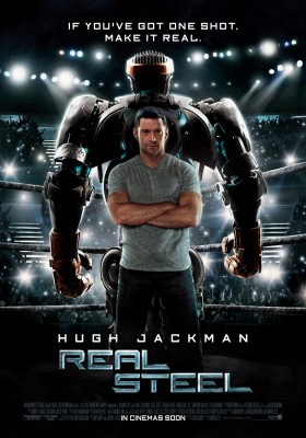 Real Steel Official Movie Poster