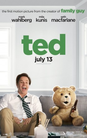 Ted Official Movie Poster