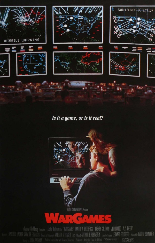 Wargames The Only Winning Move Is Not To Play Lines And