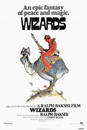 Wizards Ralph Bakshi