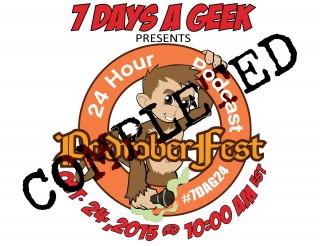 7 Days A Geek Podtoberfest Complete