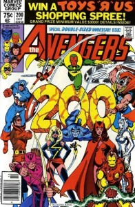 Avengers 200 Controversy
