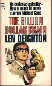 Billion Dollar Brain Paperback